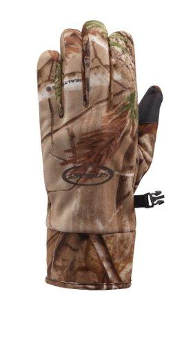 Seirus Innovation 8004 Max Polartec-Handschuh mit Fleecefutter – Shooter-Handschuhe mit empfindlichem Trigger-Finger, Herren, MAX All Weather Glove – Realtree AP Camo, X-Large, RealTree Xtra, X-Large