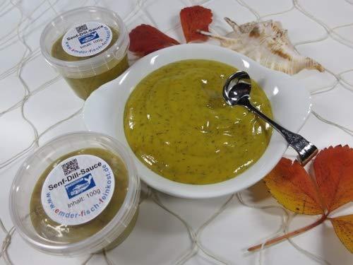 Senf-Honig-Dill-Sauce Gesamtgewicht 250