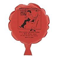 ブーブークッション おならやったージョーク いたずら ギャグトリック パーティー 忘年会 おもちゃ 全3色 - 赤