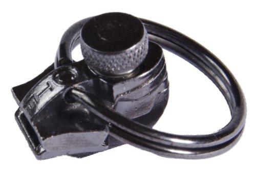 FixnZip Instant Zipper Replacement, Medium, Black...