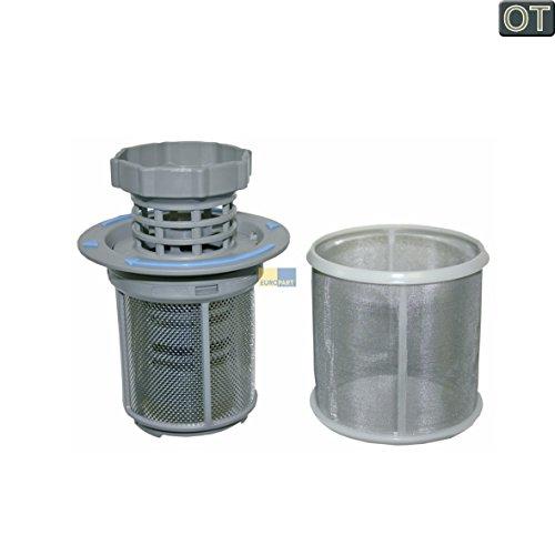 GENUINE NEFF DISHWASHER MICRO FILTER MESH - TWO PART - 427903 - MicroFiltre/Filtre centrale d'origine Bosch Siemens Neff Gaggenau 427903