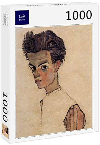 Lais Puzzle Egon Schiele - Selbstporträt 1000 Teile