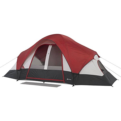 8 person 2 room tent - 5
