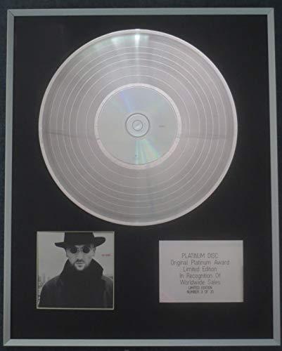 Century Presentations - Westernhagen - Limitierte Auflage CD Platinum LP Disc - So weit: Best of