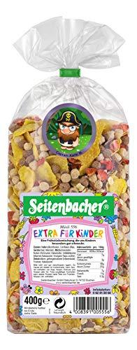 Seitenbacher Müsli extra für Kinder, 3er Pack (3 x 400 g)