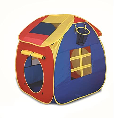 chelitte キッズテント 折り畳み式 ボールプール ボールハウス 収納バッグ付き 子供 おもちゃ 室内遊具 プレゼント ハウス