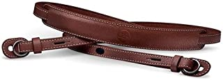 Leica Leather Carrying Strap, Vintage Brown