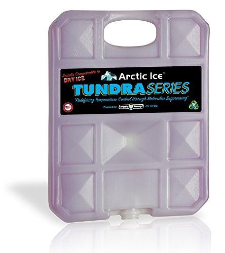 Arctic Ice Chillin' Brew Series -2° P.C.M. Reusable .75 lb Cooler Ice Substitute