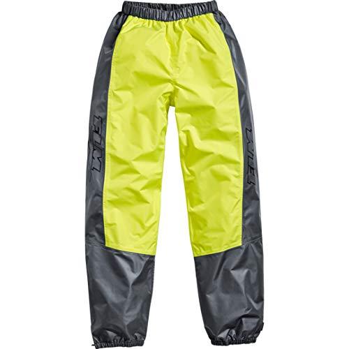 FLM Regenhose Damen und Herren wasserdicht Sports Reflektor Regenhose 1.0 gelb XXL, Herren, Multipurpose, Ganzjährig, Textil