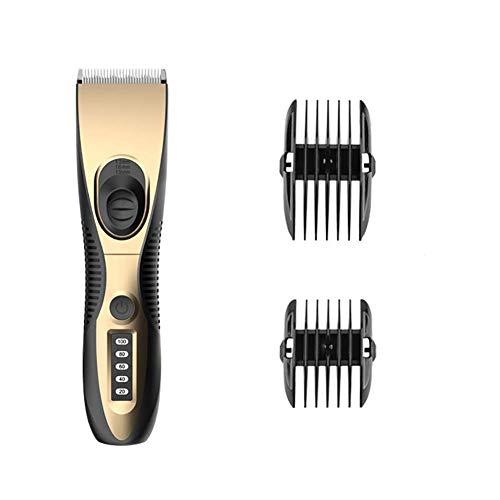 Home Haircut Hair Clippers, Waterproof Kapper Hair Cut, USB oplaadbare draadloze haartrimmers Baardtrimmer verzorgingsset