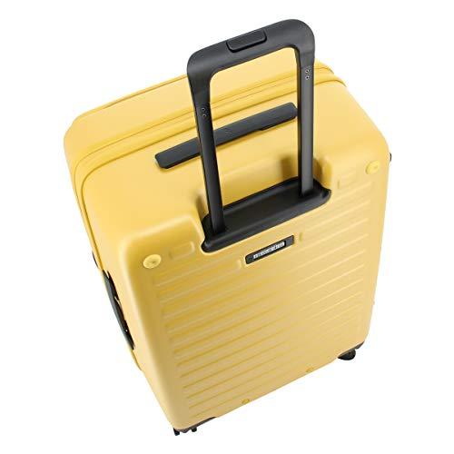 [ロジェール]スーツケースCUBO-MMサイズ70L/77L62cm3.9kgホワイト