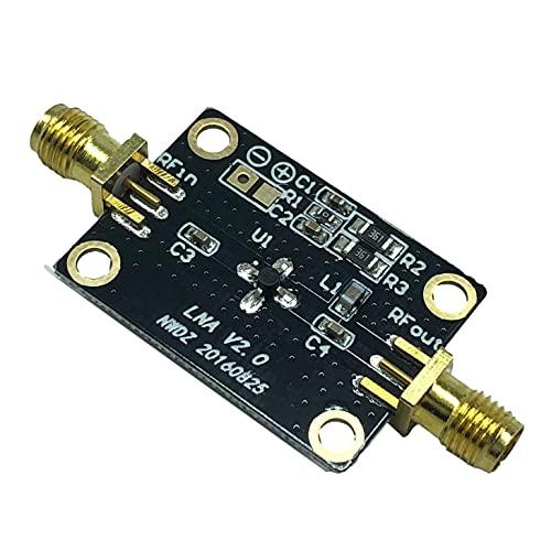 Milkvetch AmplificacióN de Banda Ancha 10K-3G AmplificacióN de RF Ganancia TíPica 26DB@1.5G Interruptor LNA de Planitud de Alta Ganancia en Banda