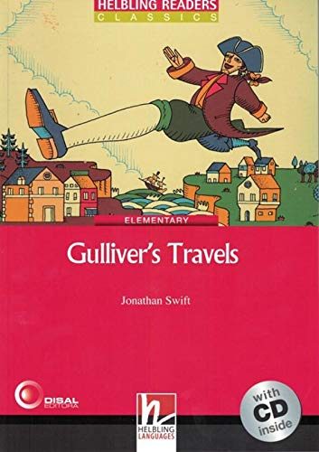 Gulliver's Travel with Audio CD. Helbling Readers Red Level 3 (A2) [Lingua inglese]