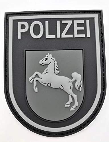 Polizei Niedersachsen Black Ops Rubberpatch