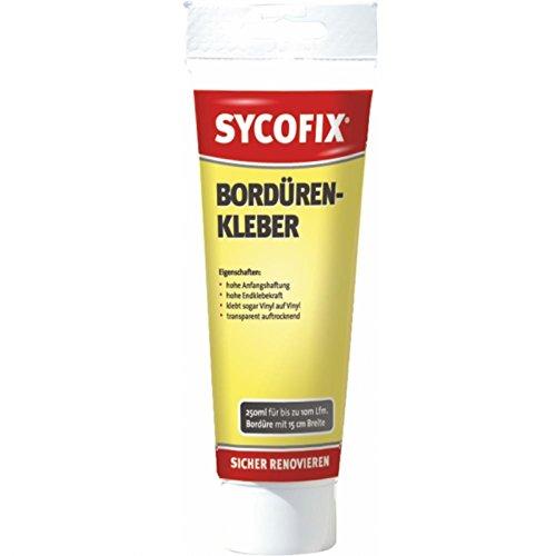 SYCOFIX Bordürenkleber (250 ml), Grundpreis 2,60 Euro/100ml