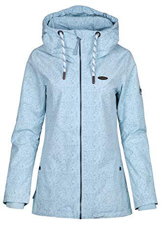 Alife and Kickin LilouAK Jacket Damen Jacke Übergangsjacke (Ice, M)