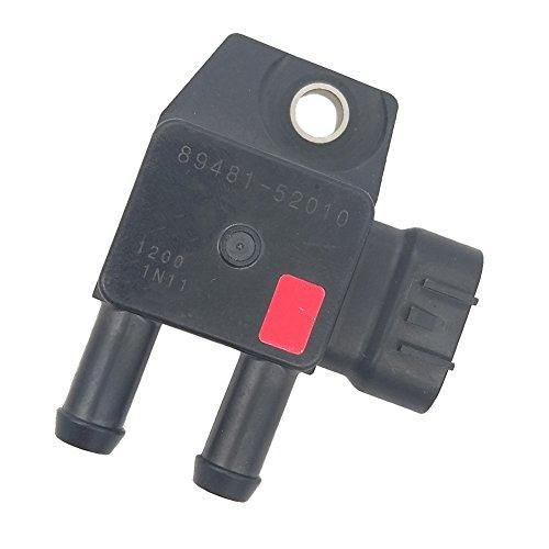 Capteur de pression différentielle compatible avec 89481-52010.