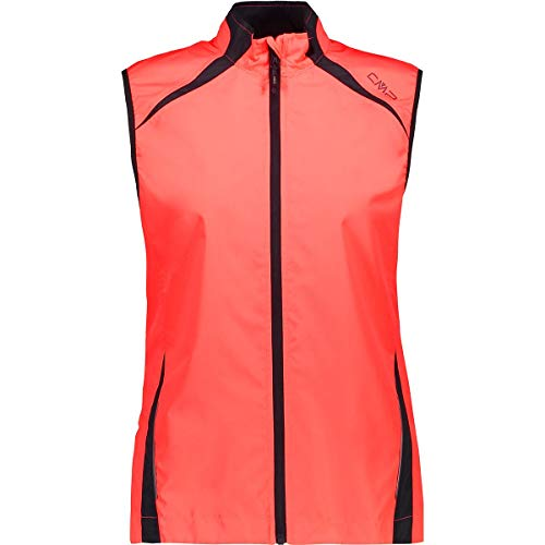 CMP Damen Windproof Weste Outdoorweste Windweste