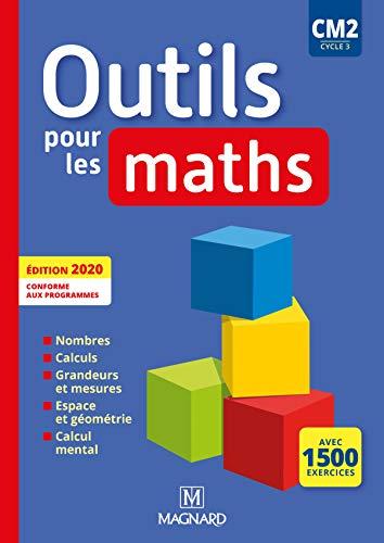 Outils pour les Maths CM2 (2020) - Manuel élève (2020)