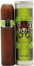 CUBA GREEN by Cuba EDT SPRAY 3.3 OZ (Package Of 3)