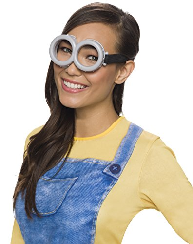 Rubie's mens Minion Goggles Party Supplies, Multicolor, One Size US
