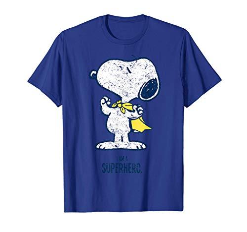 US Peanuts Snoopy Super 01 Camiseta