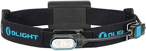 OLIGHT Array 400 Lumens Ultralight USB Magnetic Rechargeable Headlamp with Spot and Flood Dual product image