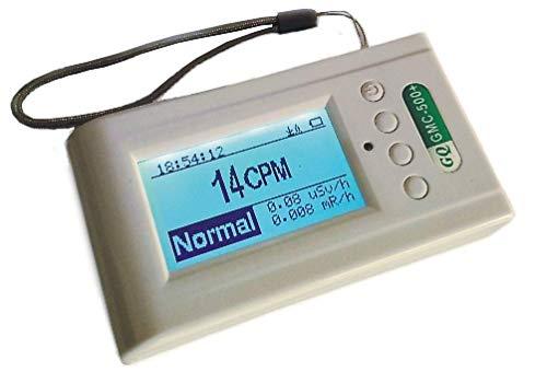 GQ GMC-500+ Geigerzähler, misst nukleare Strahlung, für Beta/Gamma/Röntgenstrahlen, Dosimeter