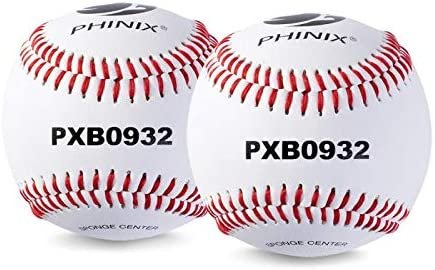 PHINIX Safety Ball Synthetic Leather with Foam Core