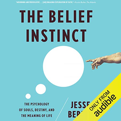 Couverture de The Belief Instinct