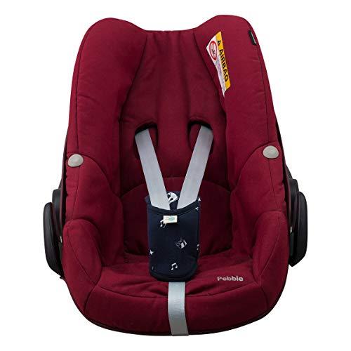 Janabebé Protecteur de harnais de entrejambe pour enfants 0 à 3 ans (Rock Hero)