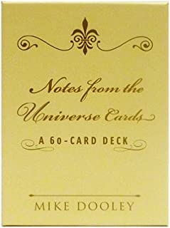 Notes from the Universe: A 60-Card Deck
