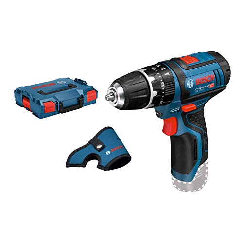 Bosch Professional 06019B690E GSB 12V-15 Drills & Screwdrivers, Blue