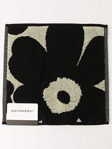 [ビューティ&ユース] marimekko UNIKKO タオル レディース 18454580703 0900 ブラック FREE