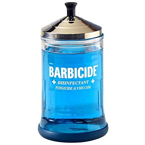 Barbicide - Disinfettante professionale per barbieri, barattolo misura: M, 621 ml