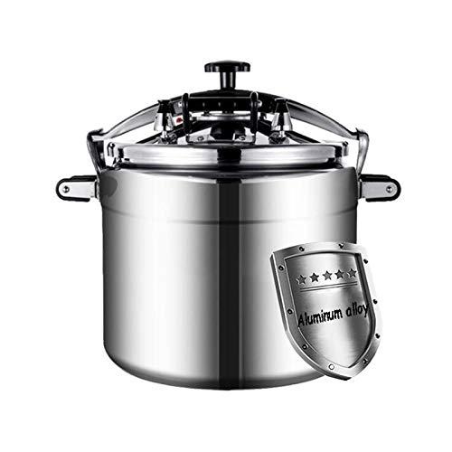 Cuisinière à pression en aluminium commerciale grande capacité EXPLOSION Pression électrique autocuiseur Famille Gaz Poêle Chaud Pot Spécial Prix spécial Hotel Restaurant Cuisine Cuisine Pot 18L-50L
