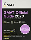 GMAT Official Guide 2020: Book + Online Question Bank [Lingua inglese]
