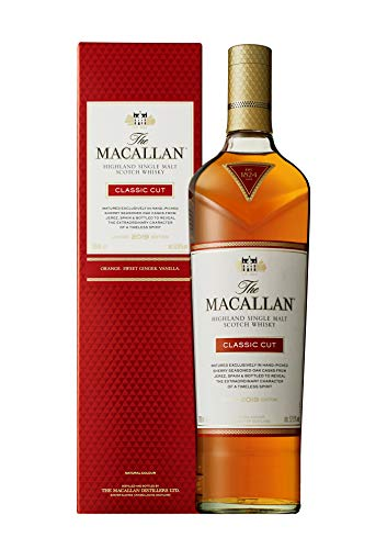 comprar whisky macallan classic cut online