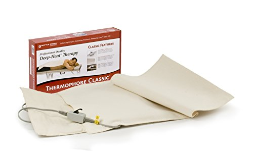 "Thermophore Classic Heat Pack (Model 055) 14"" X 27"" Tan"