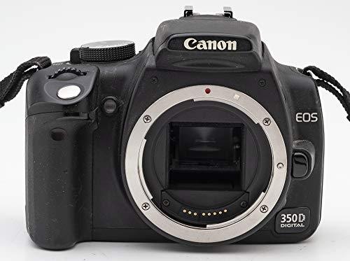 Canon EOS 350D - Cámara Réflex Digital 8 MP (Cuerpo)