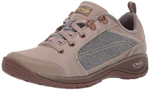 Chaco Women's Kanarra Casual Shoe, Fossil, 10.5 M US