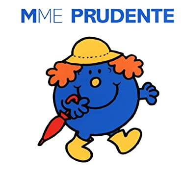 Madame Prudente (Collection Monsieur Madame) (French Edition)