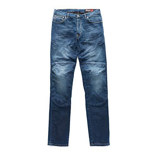 Kevin Lot de 5 poches en jean Bleu 34