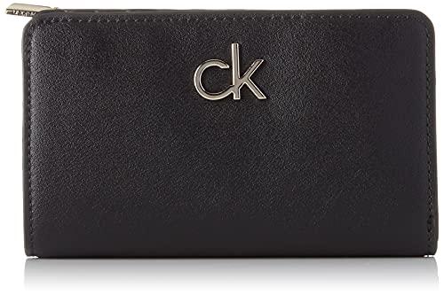 Calvin Klein RE-Lock, Accesorio Billetera de Viaje para Mujer, Colorete, One Size