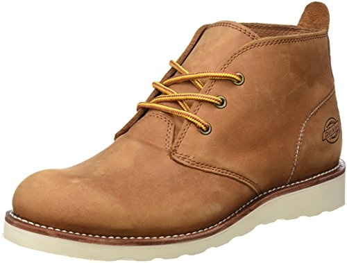 Dickies Herren Nebraska Lace Up Schuhe, Braun (Brown), 41 EU