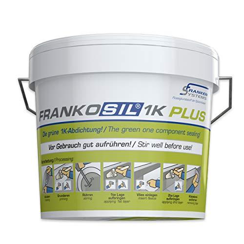 FRANKOSIL ® 1K PLUS - SCHNELLABDICHTUNG lösemittelfreier Flüssigkunststoff