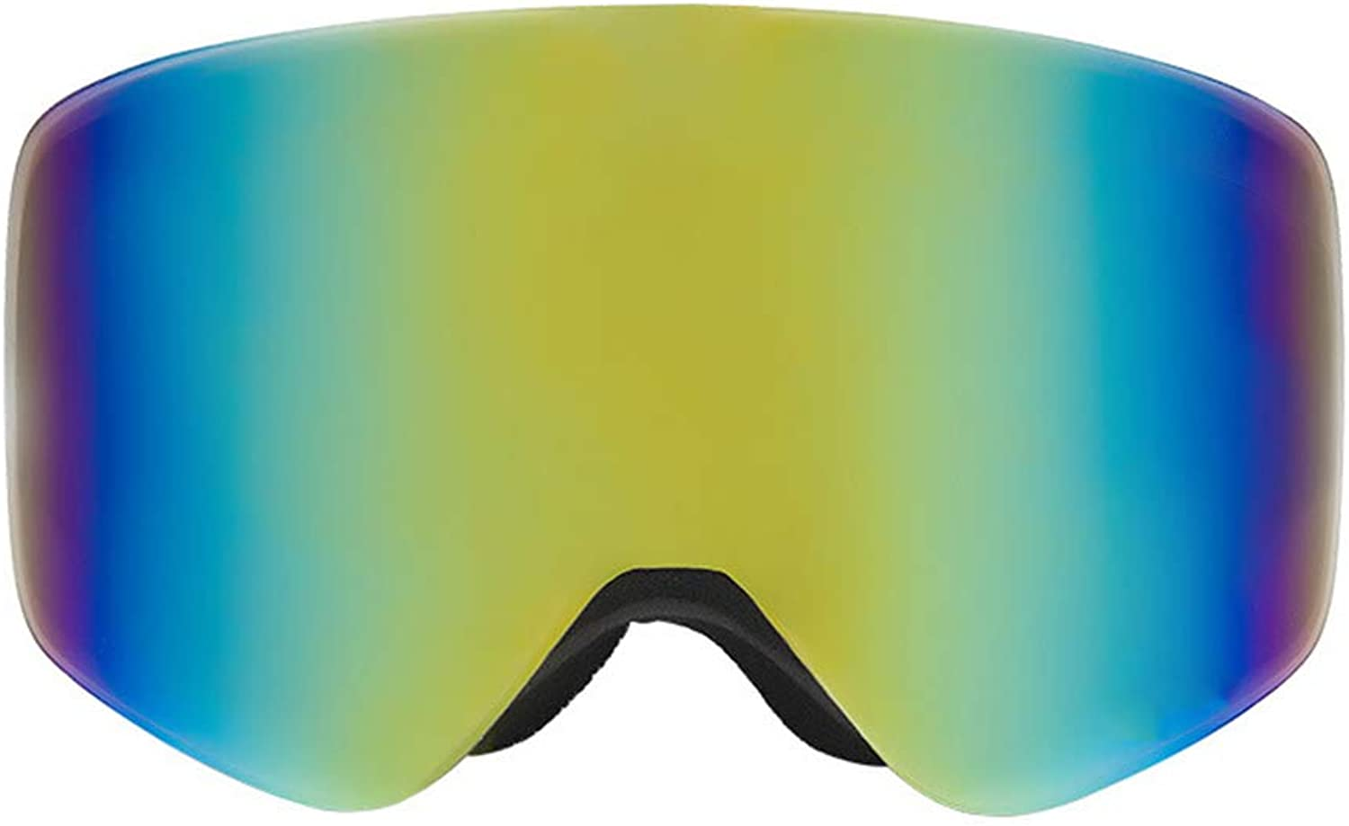 Yxx max Ski Glasses Men And Women Double-layer Anti-fog Outdoor Windproof Goggles Single And Double Board