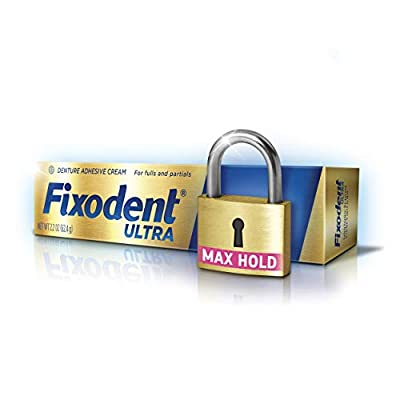 Fixodent Ultra Max Hold