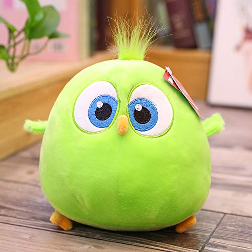 DOUFUZZ SNHPP 3D Gran película Angry Birds niños llenar Animal más muñeca Lindo más Juguetes 20 cm Xiao Wenchai