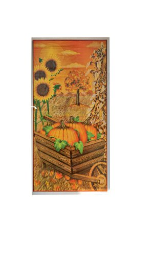 Fall Door Cover Party Accessory